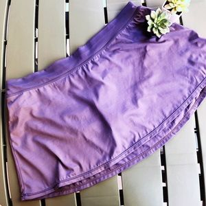 Islander Swim - Islander Purple Swim Skirt